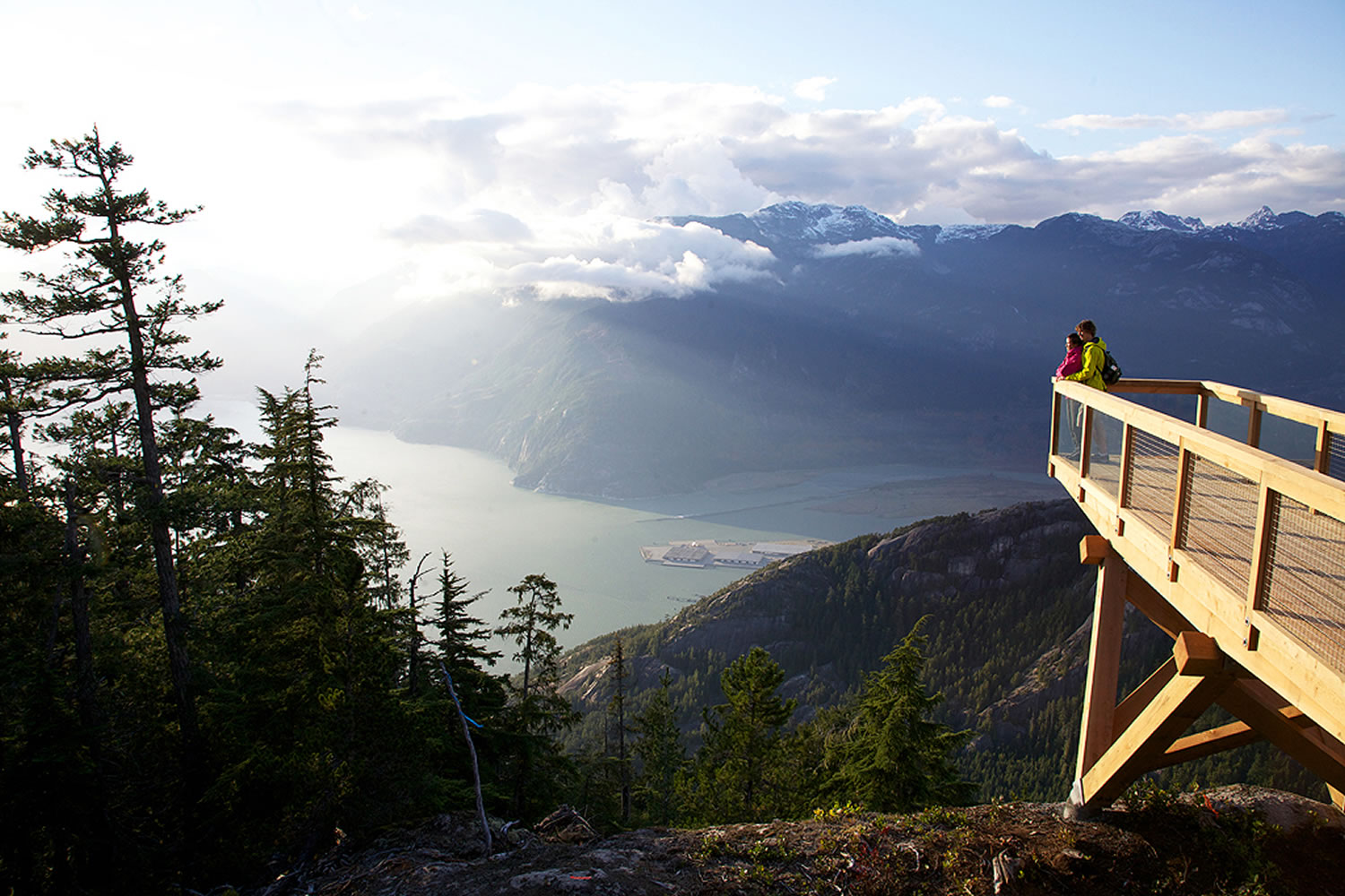 Panorama Trail, Squamish B.C.