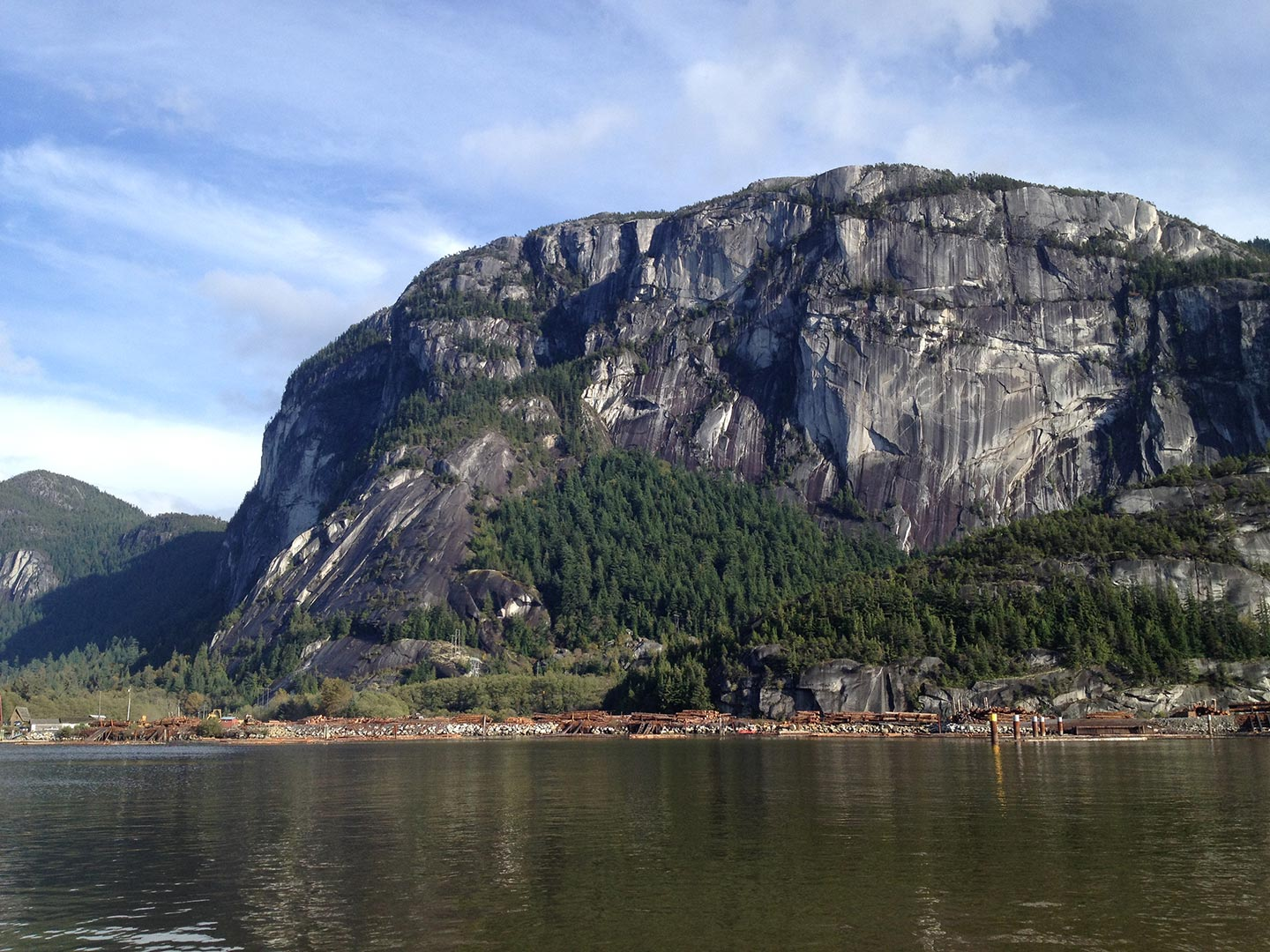 The Chief in Squamish