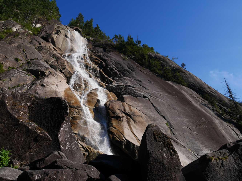 Shannon Falls Squamish