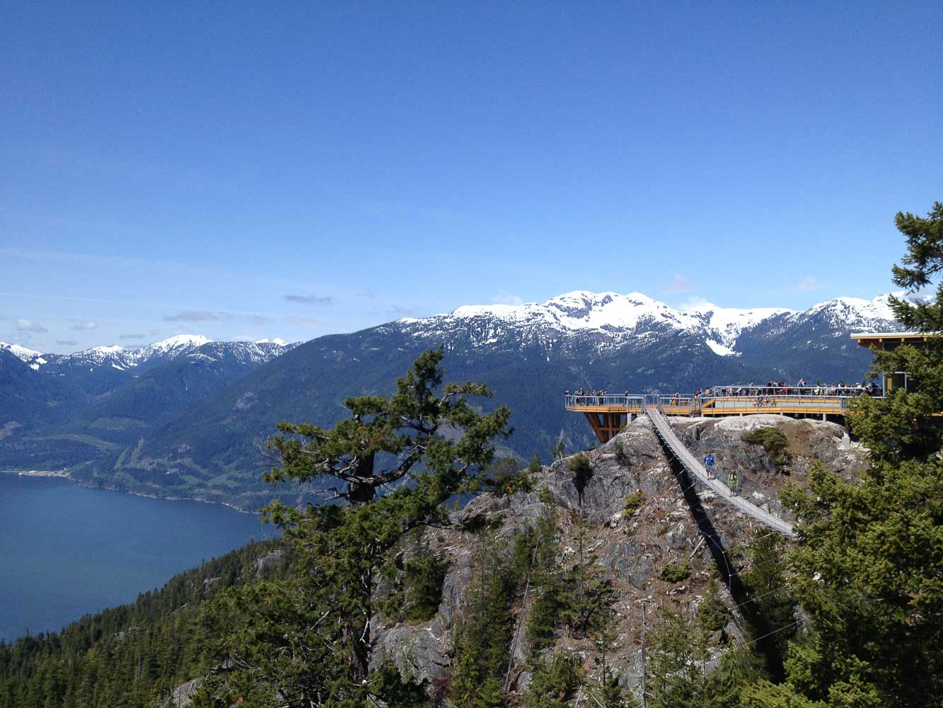 Summit Sea to Sky Gondola