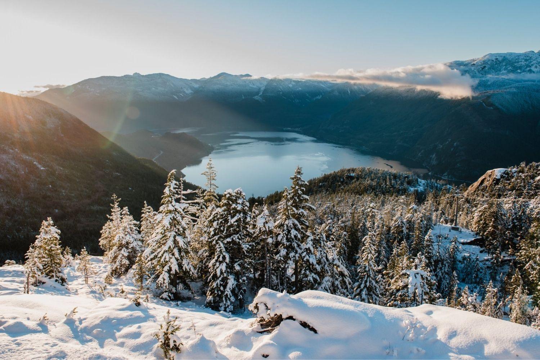 Squamish in Winter