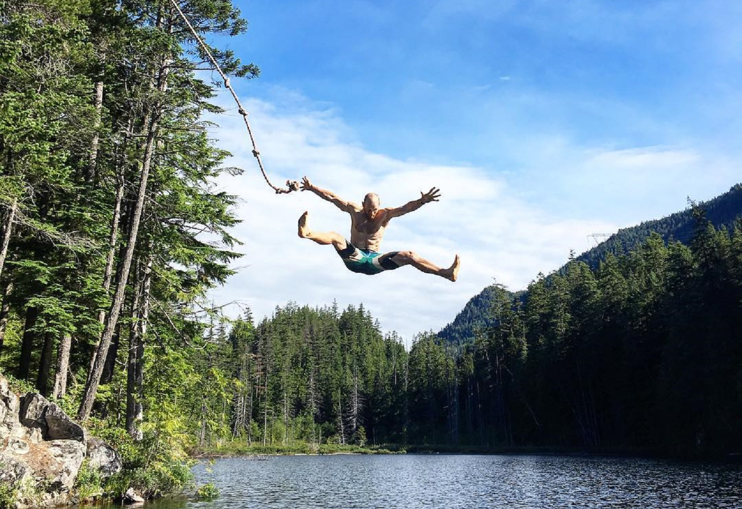 Best Places To Go For A Dip | Tourism Squamish
