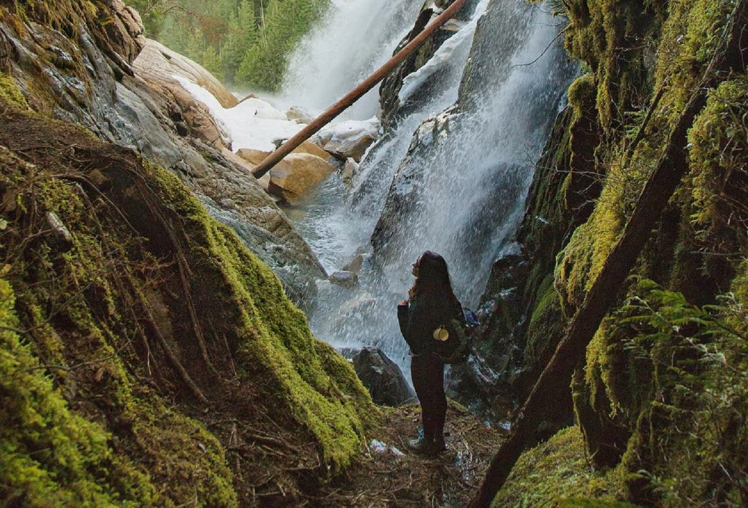 Image result for squamish falls
