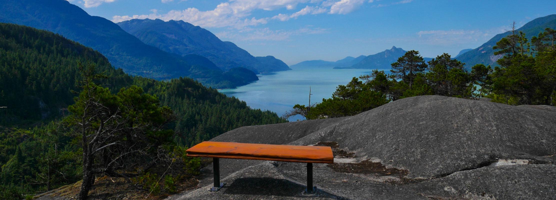 Murrin Lake Provincial Park Squamish BC