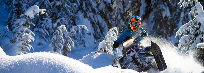 Snowmobiling Squamish BC