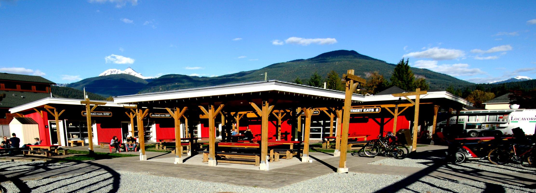 Squamish Town Hub, Squamish BC