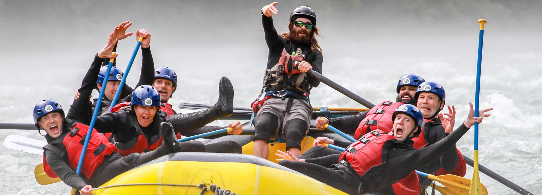 Whitewater Rafting Squamish