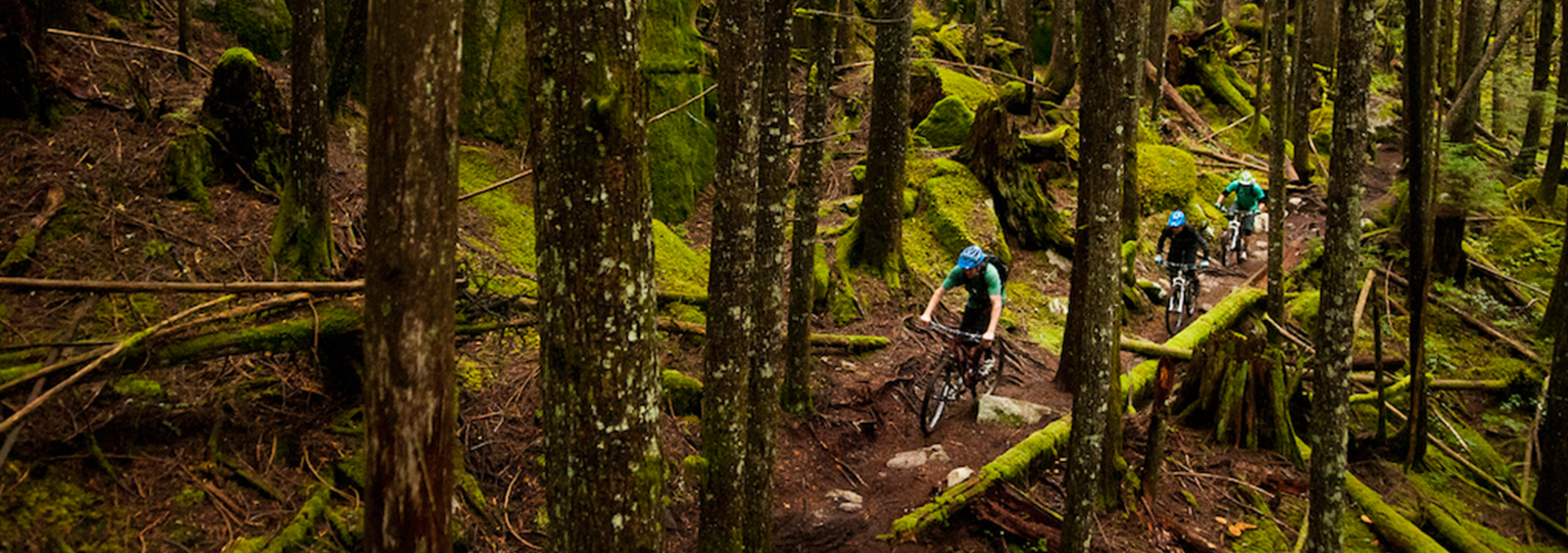 Mtn Biking Squamish