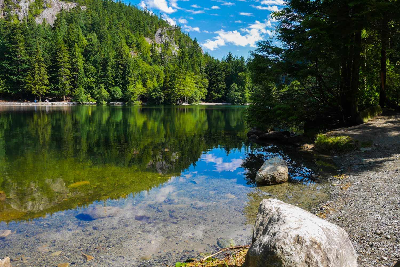 Murrin Provincial Park Squamish BC
