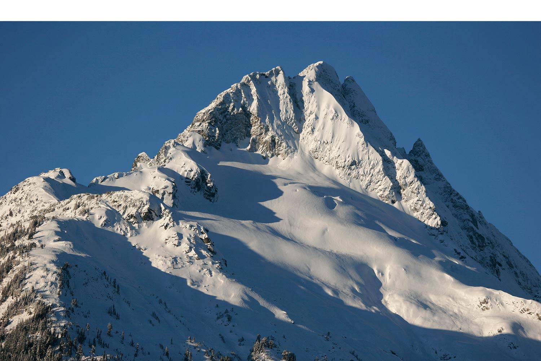 Tantalus Provincial Park Squamish BC