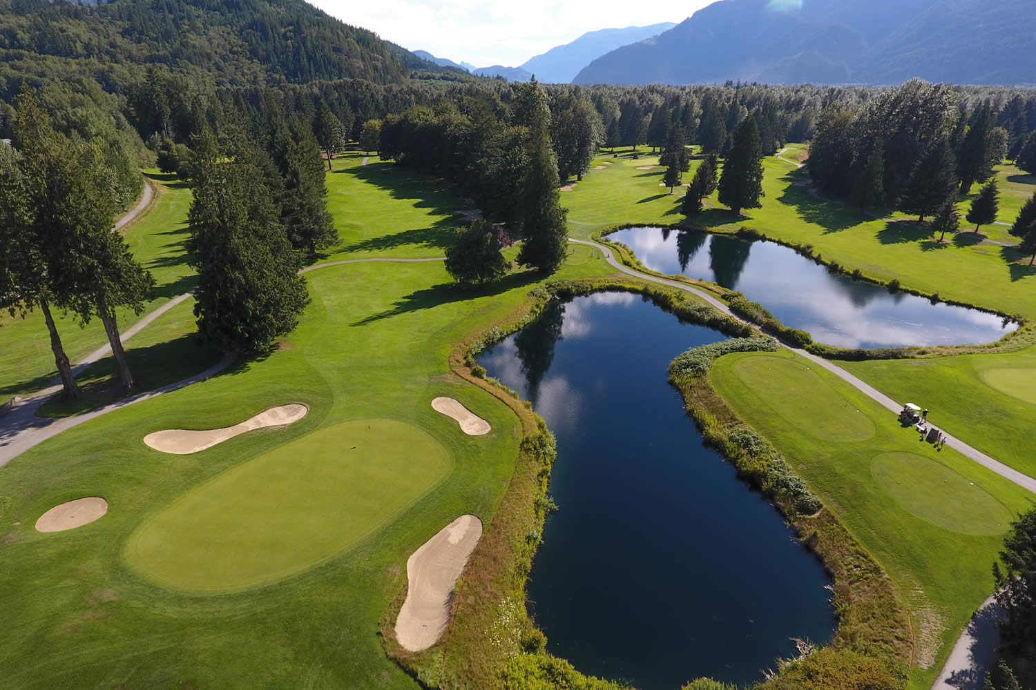 Squamish golf