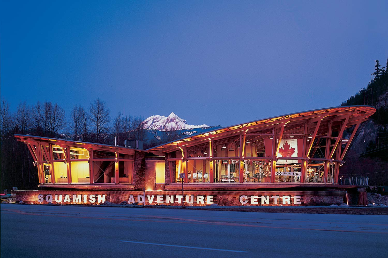 Squamish Adventure Centre Squamish BC