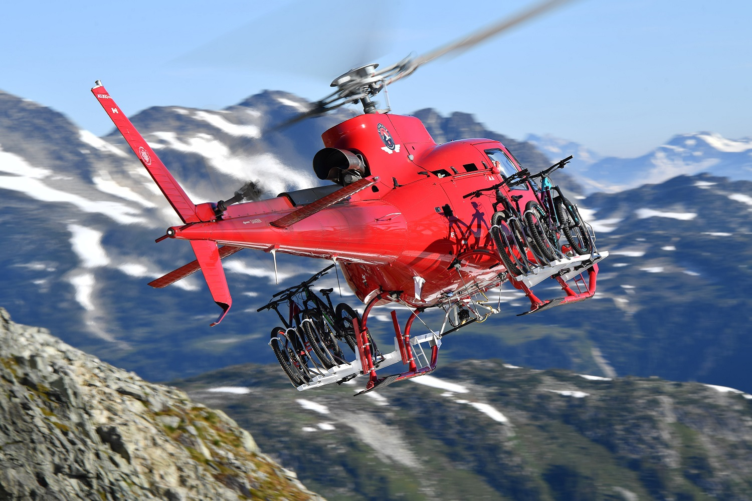 Sechelt Helicopter Tours