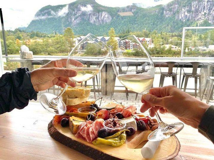 Codelia's Locket, wine bar in Squamish Bc