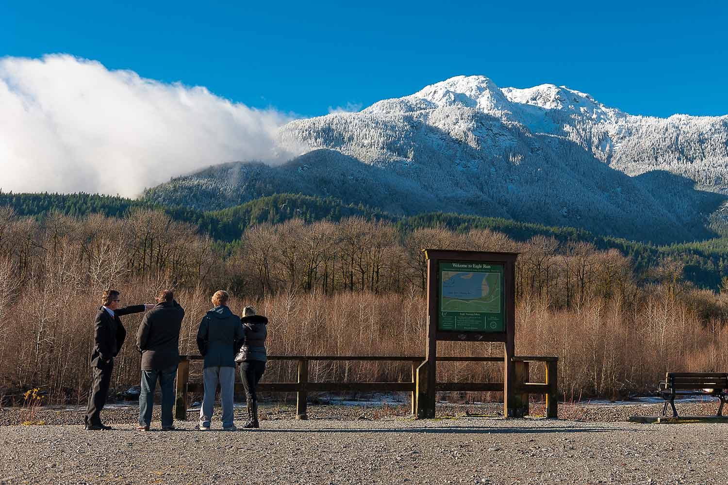 Eagle Watch Squamish BC