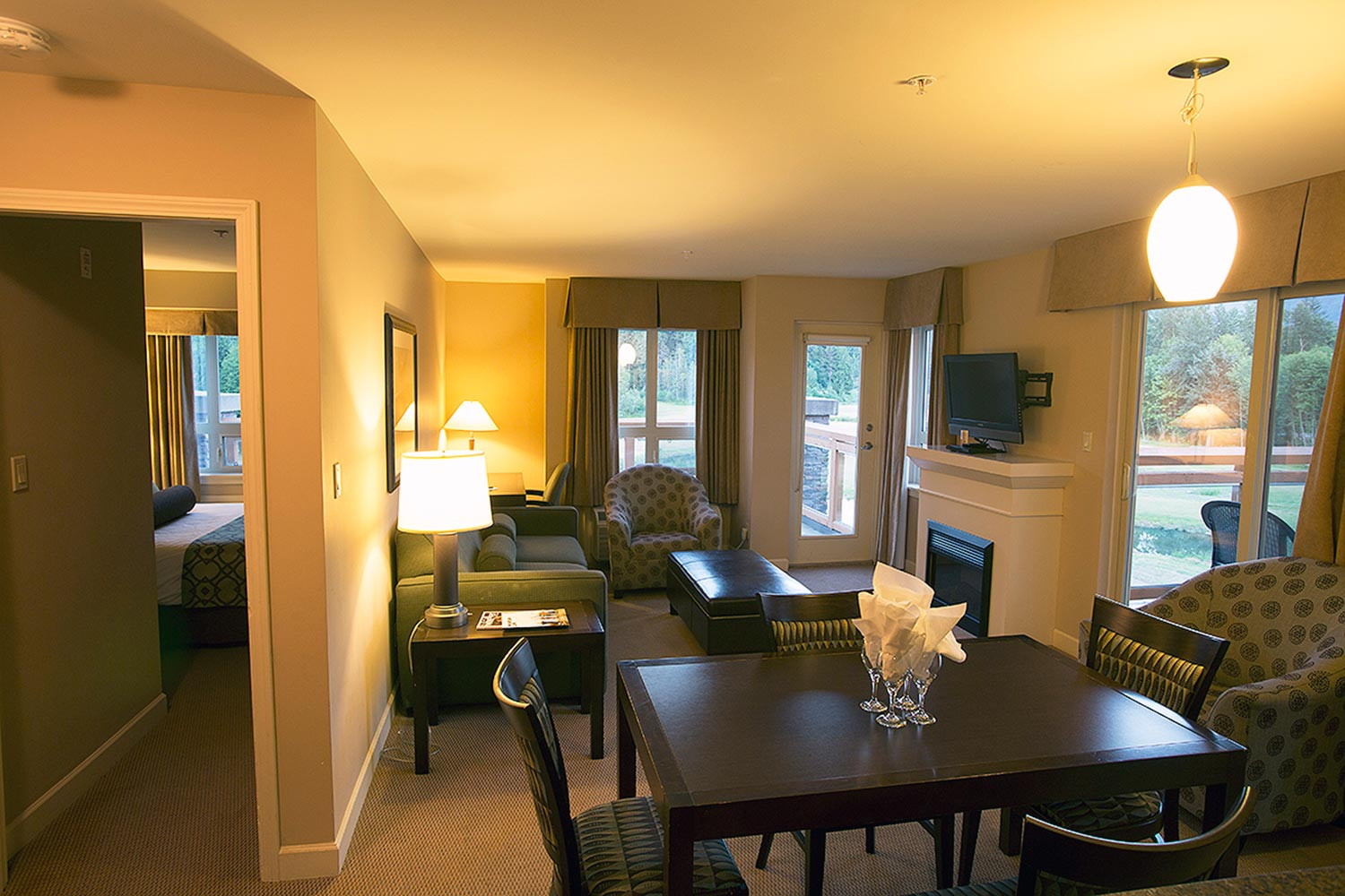 Executive Suites Resort Squamish BC