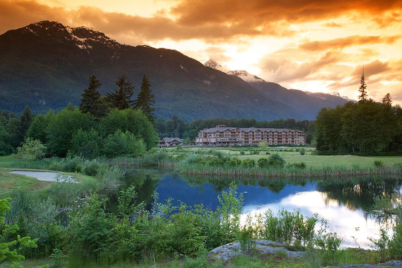 Executive Suites Resort Squamish BC
