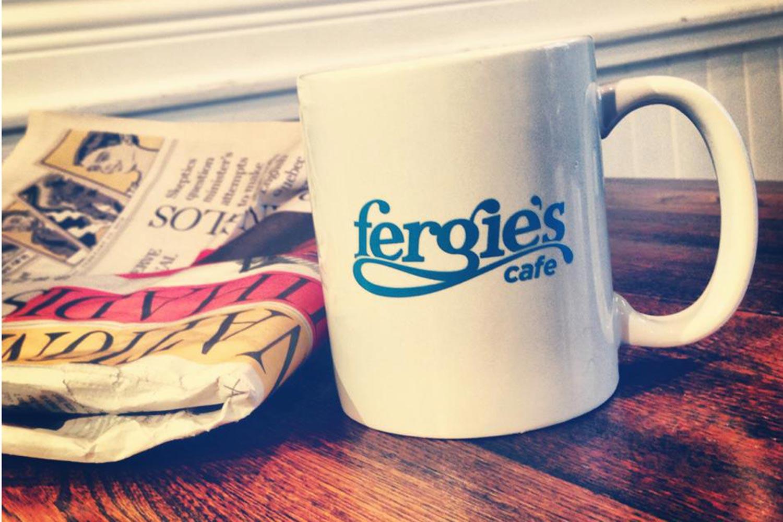 Fergies Cafe Squamish BC