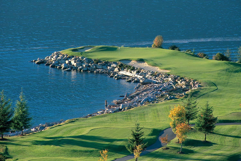 Furry Creek Golf Course Squamish BC