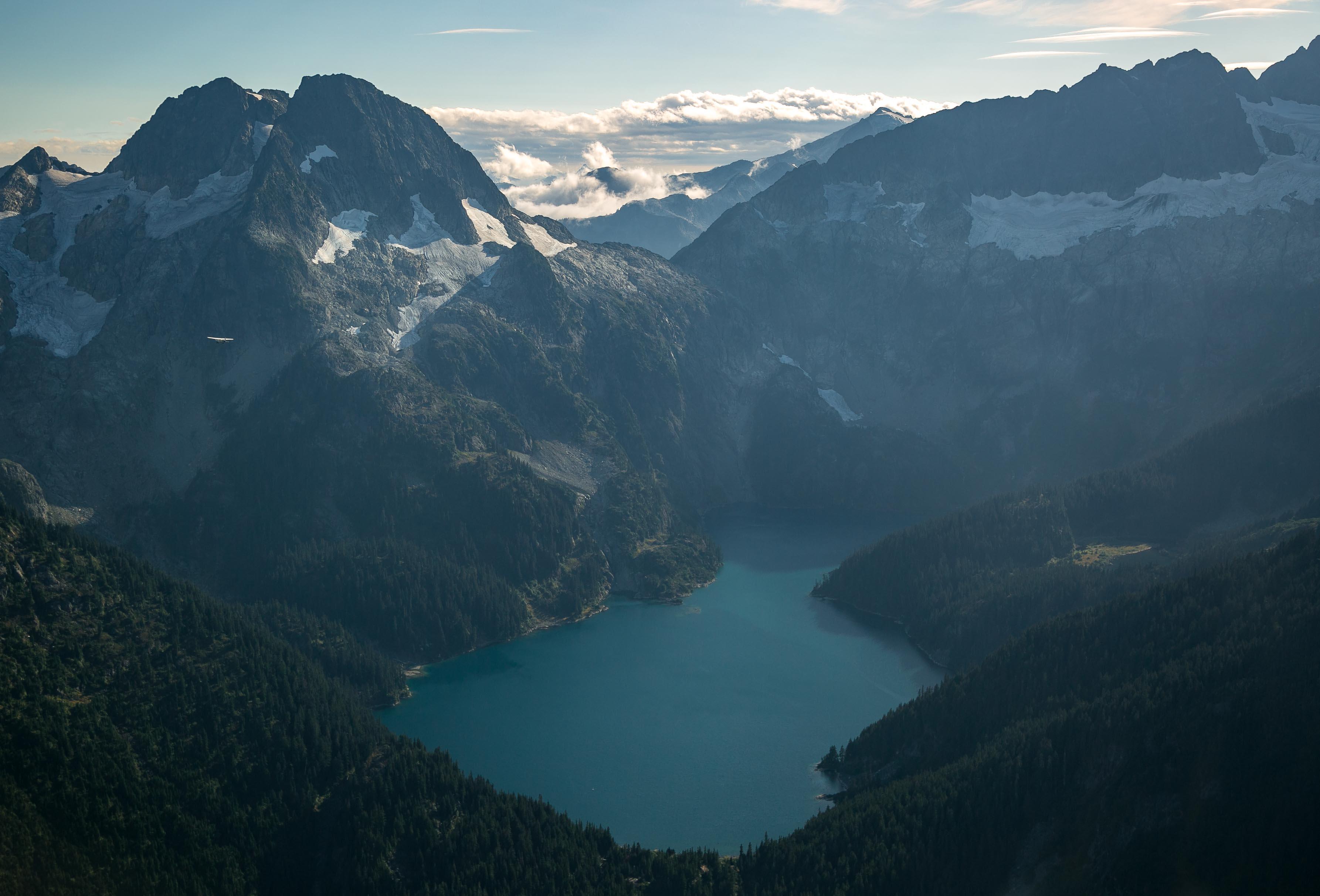 Lake Lovely Water Squamish BC