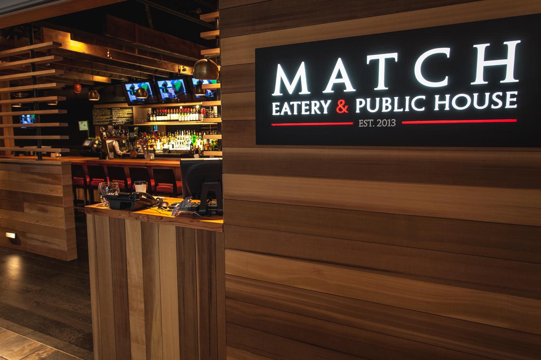 Match Eatery & Public House Squamish BC