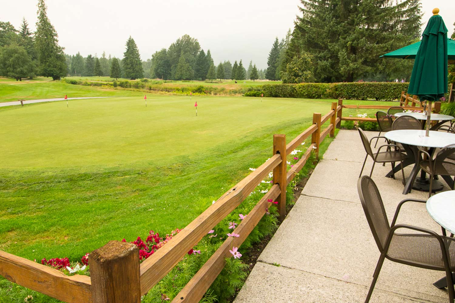Squamish Valley Golf Course Clubhouse Squamish BC