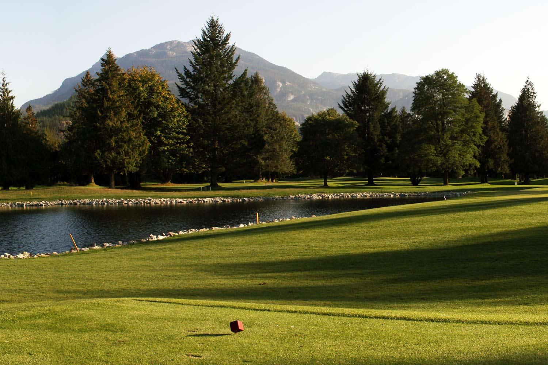 Squamish Valley Golf Course Squamish BC
