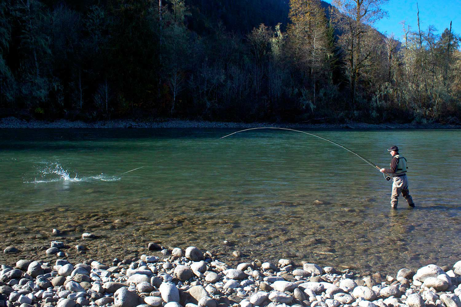 Trout Country Fishing Guides Squamish BC