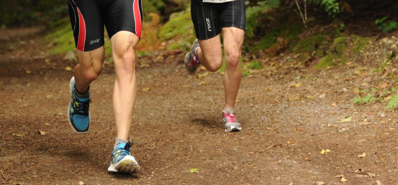 Squamish 50 trail running race