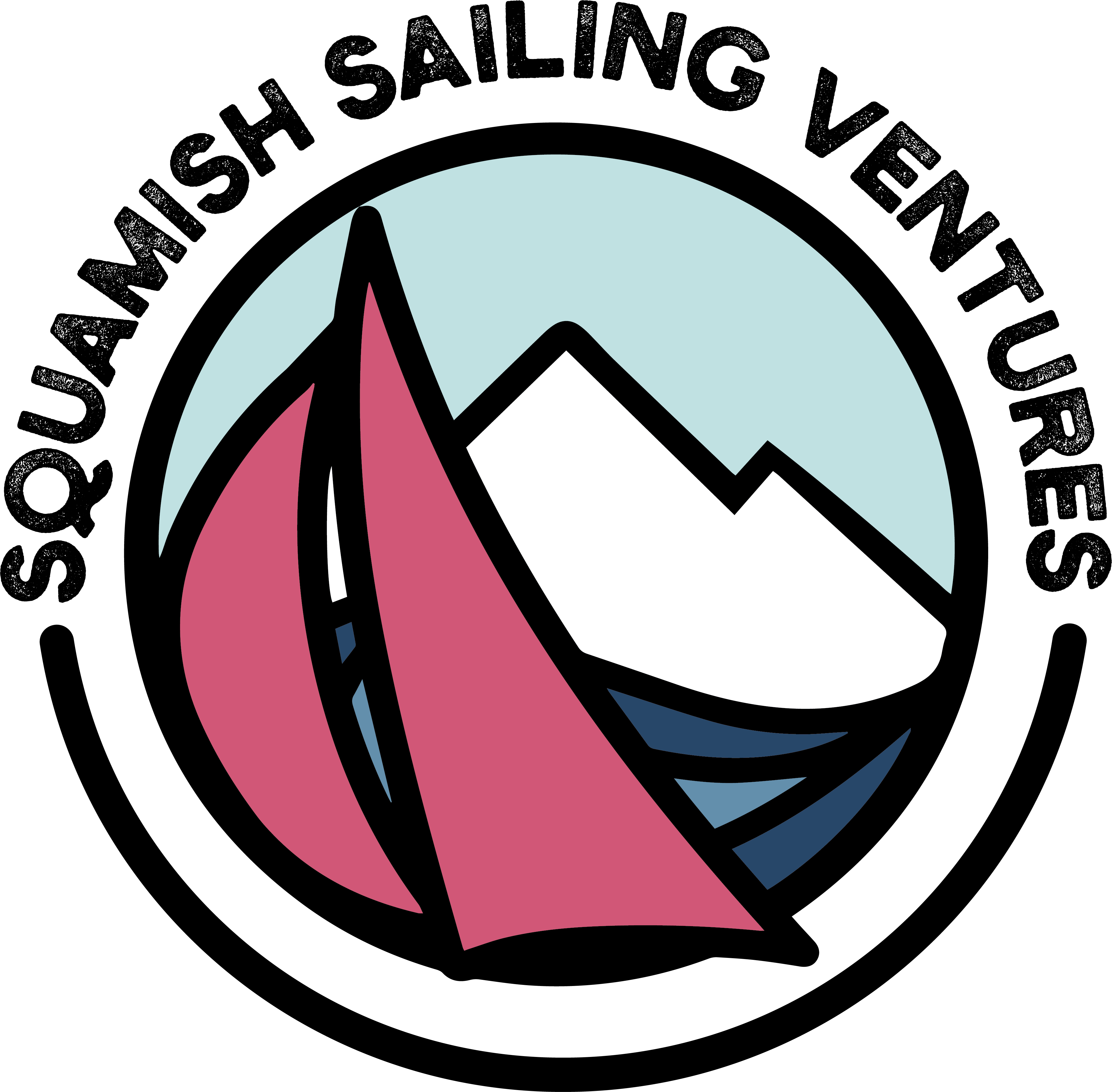 Squamish Sailing Ventures, learn to sail in Squamish BC