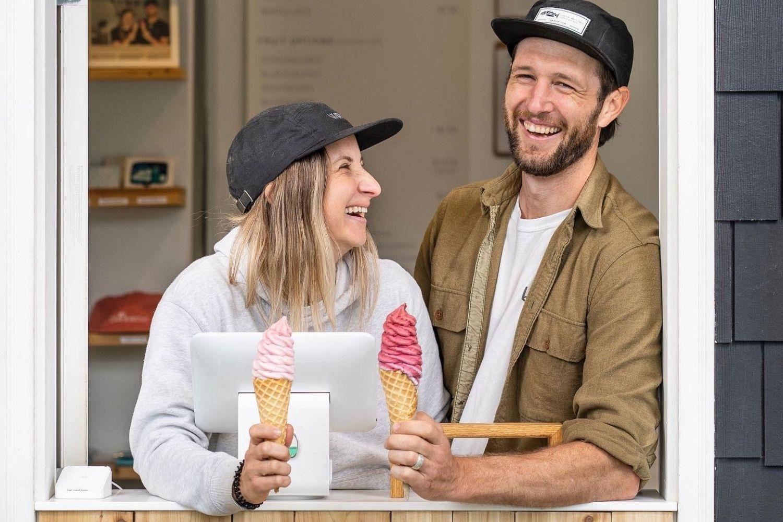 Alice & Brohm Ice Cream