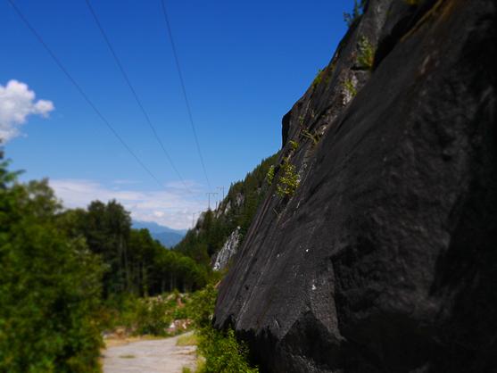 Smoke Bluffs Cliffs