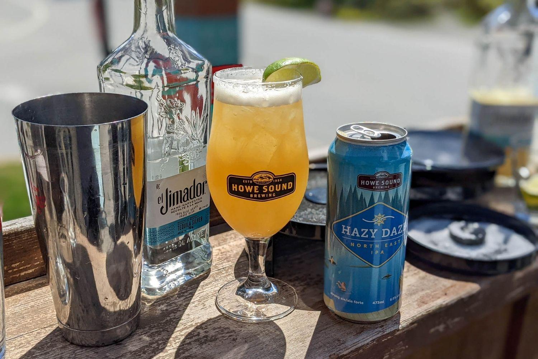 Howe Sound cocktail