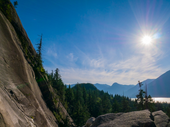 Howe Sound View Point