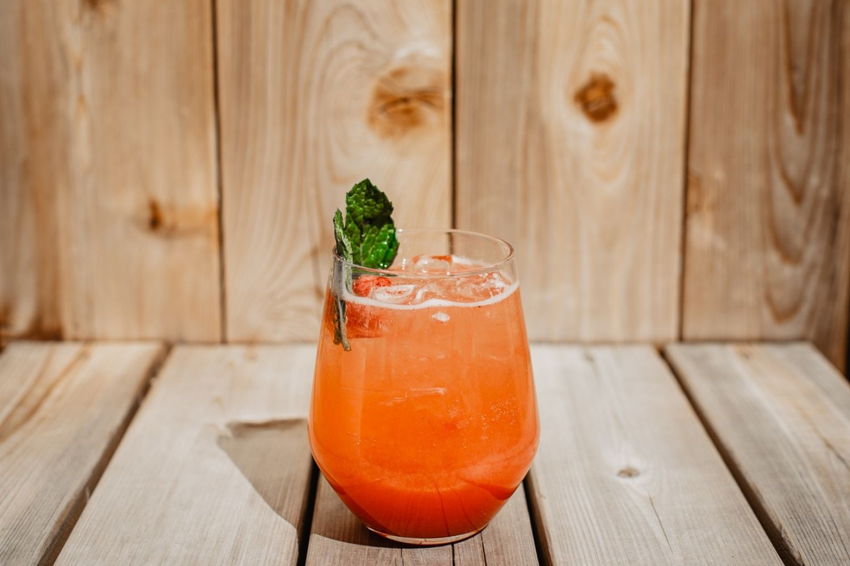 Locavore cocktail