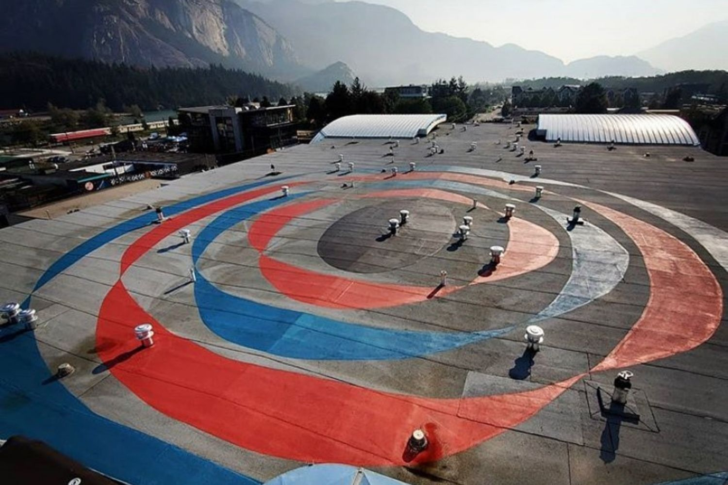 Squamish Eye Art