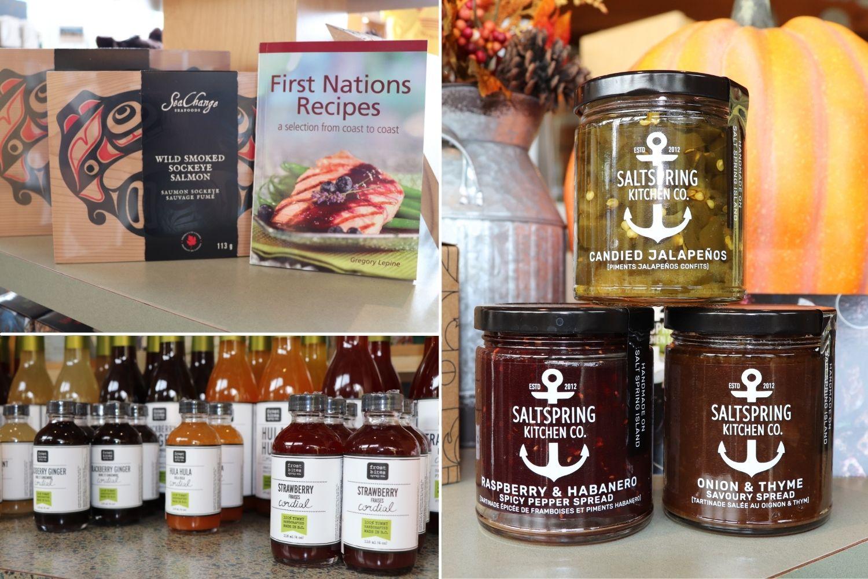 Squamish Store food