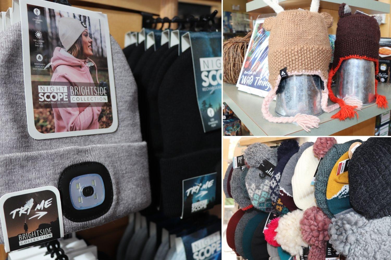 Squamish Store Hats