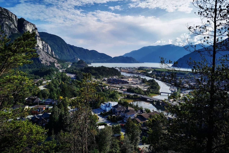 Squamish Smoke Bluffs